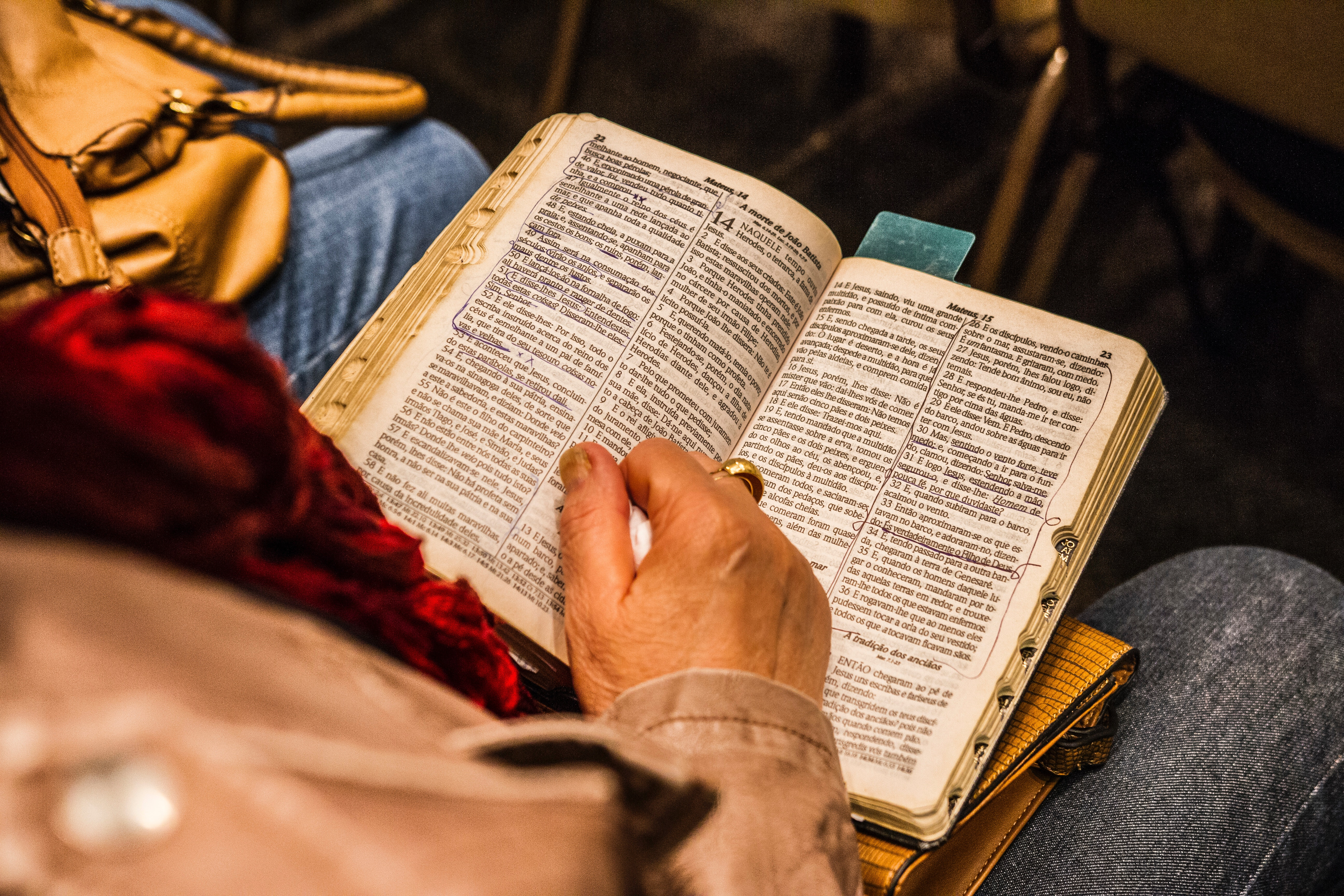 Reading Your Bible (pt. 1)